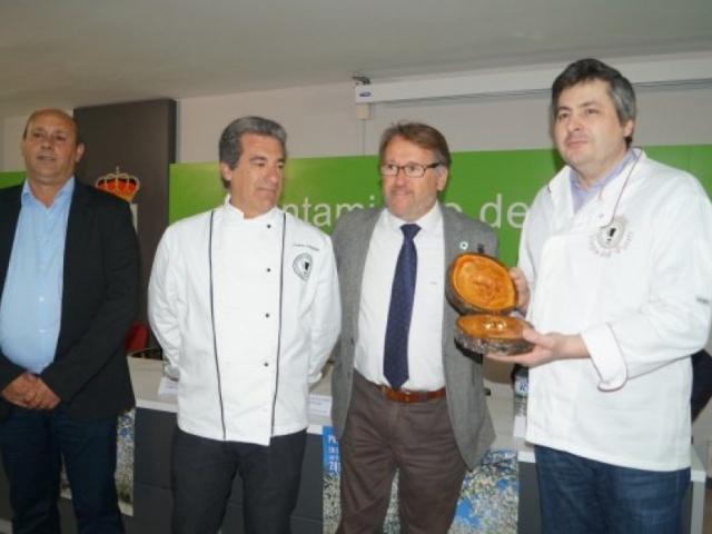 La Asociación de Cocineros y Reposteros de Extremadura, premiada con la Cereza de Oro