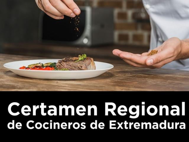 Campeonato de Extremadura de Cocineros 2018