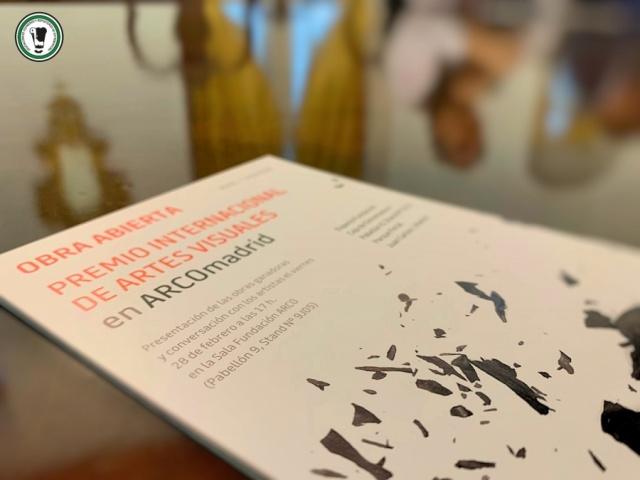 Colaboración con la Fundación Caja de Extremadura para ARCOmadrid 2020